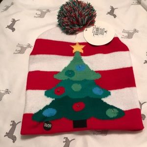 2/$20 🎅🏼 Light up Christmas hat